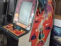 Hard to find classic Dragon Spirit Arcade Machine was