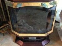 Dragon oil fire stove $1100 Has the instruction manual