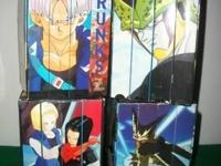 This Dragonball Z VHS bundle is a steal, In this bundle