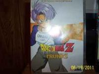DragonballZ The History of Trunks Movie Dvd. We are