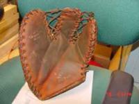 I did some research on this glove and I think it is