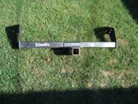 This hitch is a 2 inch receiver type in great shape,