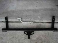 1 1/4'' class II drawtite trailer hitch for