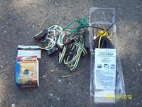 am selling a new DrawTite Reese trailer hitch wiring