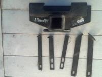i have a drawtite trailer hitch with all the parts that