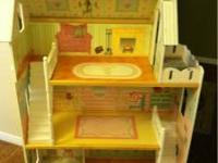 Dream Barbie house your little girl will fall in love