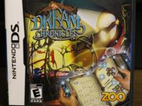 Excellent condition includes, case, book, game  rated E