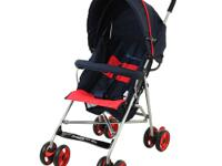 The Dream On Me Single stroller features durability and