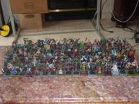 Have a whole bunch of Dreamblade figurines for $2.00