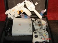 YOU ARE BIDDING ON A SEGA DREAMCAST SYSTEM CONSOLE