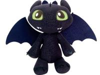 Toothless may be a fearsome Night Fury, but he's also
