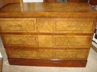 Dresser for sale. Please call or email if you are