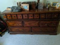 8 drawer Dresser for sale in Lake Wales. Good condition