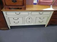 dresser $115.00 Resale warehouse 400 scruggs rd