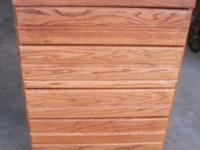 IN GOOD CONDITION 5 DRAWER DRESSER/CHEST ALL DRAWERS
