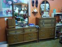 6 Drawer Dresser & 4 Drawer Chest  Tightwad Traders