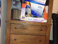 I am selling my dresser. It is in nice condition, and I