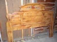I have a dresser & headboard set for sale for only