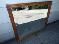 Type: Furniture Type: Dresser Mirror Dresser mirror