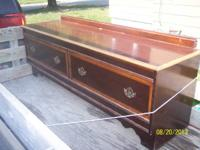 Here is a Dresser/TV stand/Buffet or what ever you can