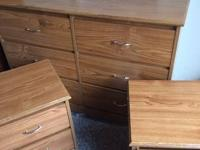 We have a few extra dressers for sale:  One smaller six