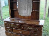 I have a total amount of 5 dressers for sale, rates