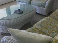 Excellent quality couch, love seat and coffee table by
