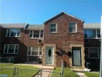 Built as 2 + 2 brick duplex in move in condition,