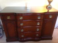 Drexel New Hampton Court Collection Buffet. Drexel