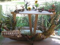 Perdidio River Driftwood floral arrangements all sizes