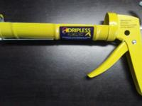 DRIPLESS CAULKING GUN Ergonomic Technology Series