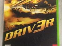 Driver 3 (Xbox, 2004) COMPLETE Game with Manual priced