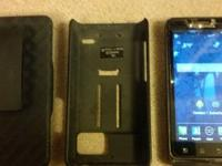 Droid Bionic Verizon.Clean esn used until a few days