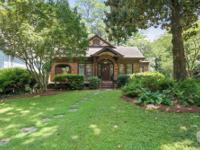 Historic gem in Druid Hills fully renovated for modern