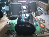 VINTAGE TAMA SWINGSTAR MADE IN JAPAN AND TAIWAN 1980'S