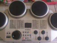 I have two various YAMAHA DRUM MACHINES. One is a DD 5