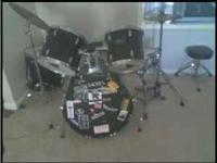 Great drum set well taken care of. If Interested in it