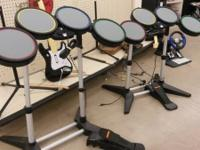 (1) Drum Set regularly for $69.99 each Available at the