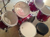 Drum Set 'New' Remo Vintage Collector Edition* ( Show