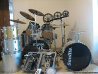 Tama Rock Star (nearly new) drum set Full complement of
