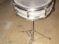 I have some drum stuff for sale....  Ludwig Vintage