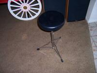 Drum Throne....By CB (Seat) in good shape!! call me