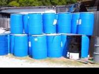 BARRELS AND DRUMS METAL BARREL 15- GAL 7.00EA METAL