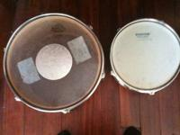 I've got two extra Tom drums, could be custom painted