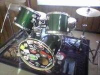 I have a Sonor shell pack for sale or trade!! Got a