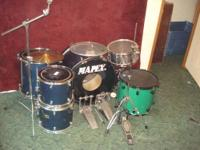 I have 2 drumsets a lot of gear and cymbals. both kits
