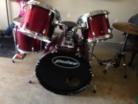 Need a practice set of drums for your student at home?