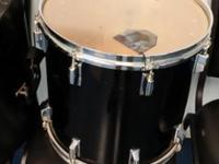 Two Remo drums with hard cases For more information,