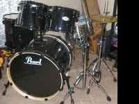 Drumset in good condition asking $400 call  Location: