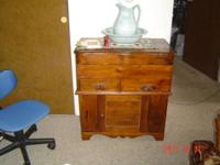 Lovely antique Dry sink,(One of a Kind) from around the